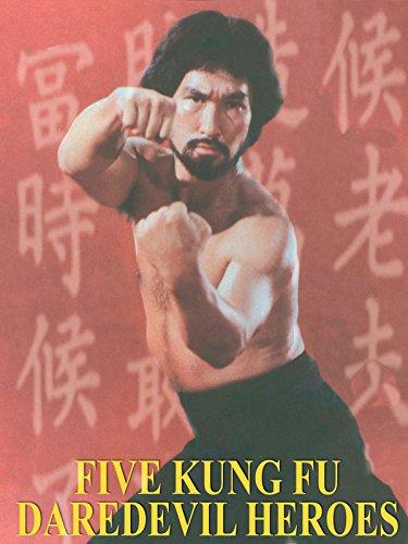 five-kung-fu-daredevil-heroes