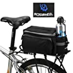 Black Multi-functional Bicycle Rear S...