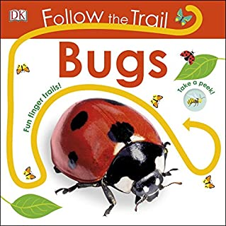Book Cover: Follow the Trail: Bugs
