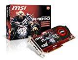 MSI Radeon HD 4890 1 GB GDDR5 Video