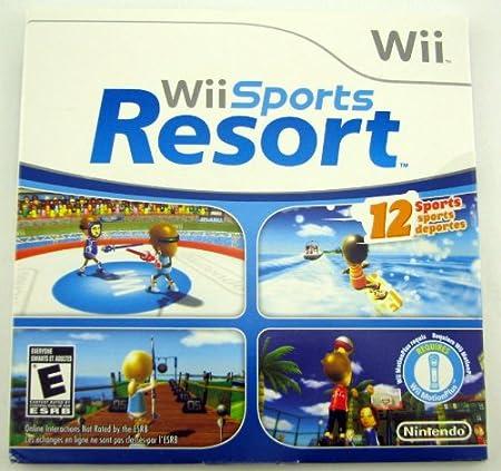 Wii Sports Resort: Bundle Version
