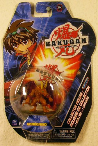 "Bakugan Battle Brawlers 2"" Collector Figure - Gargonoid - 1"