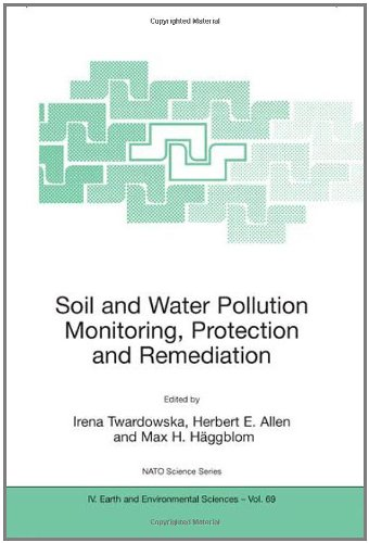 Viable Methods of Soil and Water Pollution Monitoring, Protection and Remediation (Nato Science Series: IV: (closed))
