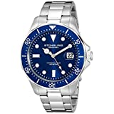 Stuhrling Original Regatta 824 02 Date Professional Diver Analogue Mens Watch