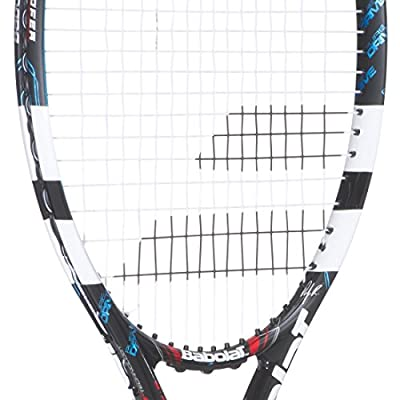 Babolat Pure Drive Roddick Gt with Unstrung Racquet and Pro Xtreme X 200M String Combo Pack, Grip 4 3/8