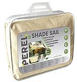 PEREL 3.6 x 3.6 m Square Shade Sail - Cream