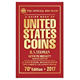 img - for A Guide Book of United States Coins 2017: The Official Red Book, Hardcover Edition book / textbook / text book