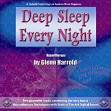 Deep Sleep Every Night  by Glenn Harrold Narrated by Glenn Harrold