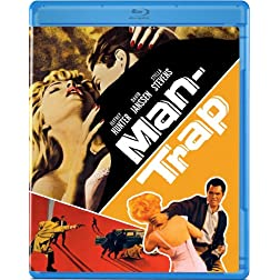 Man-Trap [Blu-ray]