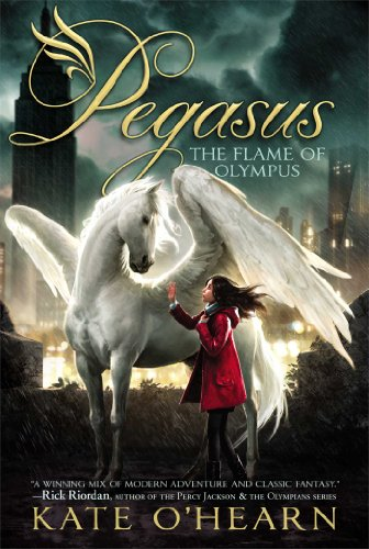 The Flame Of Olympus (Pegasus) front-944338