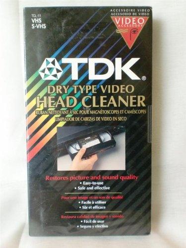 TDK VHS