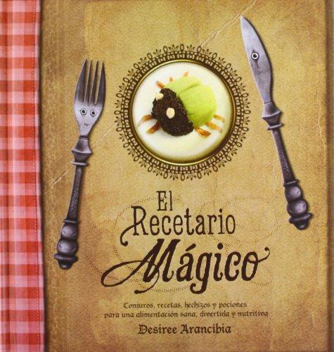 EL RECETARIO MAGICO