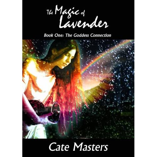 The Magic of Lavender Book Cover
