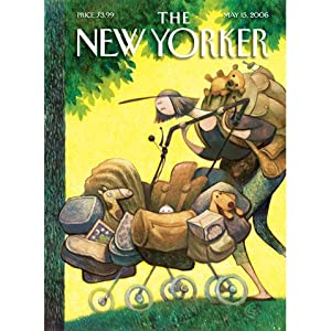 The New Yorker (May 15, 2006) | [Hendrik Hertzberg, Ben McGrath, David Owen, Larry Doyle, John Cassidy, Anthony Lane]