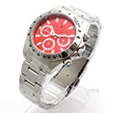 [Salvatore Marra]腕時計 Volcano デイトナModel ブランド時計 クロノグラフ メンズ SM11139