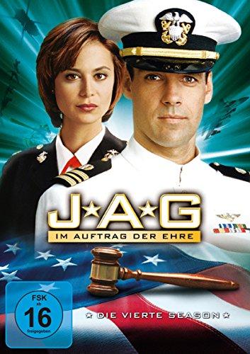 JAG: Im Auftrag der Ehre - Die vierte Season [6 DVDs]