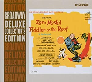Fiddler on the Roof (Deluxe Edition) (1964 Original Broadway Cast)