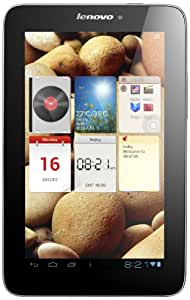 Lenovo Ideatab A2107 3G 7-Inch 16 GB Tablet (Black)