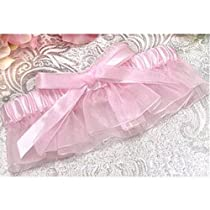 Light Pink Bridal Garter