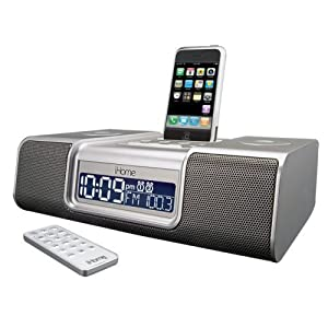 iHome iP9 Clock Radio for iPod and iPhone