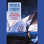 The Nutmeg of Consolation (       UNABRIDGED) by Patrick O'Brian Narrated by Simon Vance