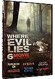 Where Evil Lies: Horror 6-pack
