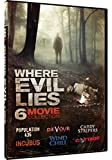 Where Evil Lies: Four Movie Collection [DVD] [Region 1] [US Import] [NTSC]