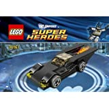 LEGO Super Heroes: Batmobile Set 30161 (Bagged)