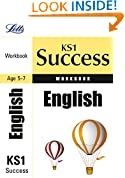 English: Revision Workbook (Letts Key Stage 1 Success)