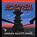 Speaker for the Dead Audiobook by Orson Scott Card Narrated by David Birney, Stefan Rudnicki