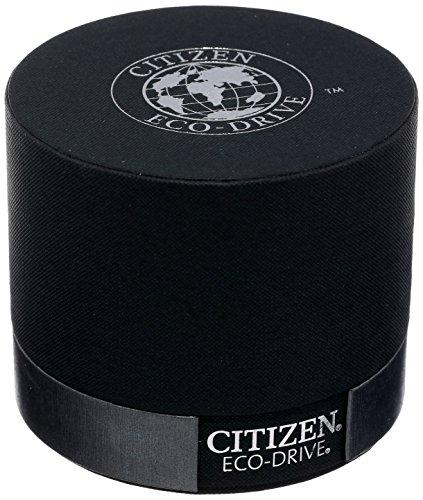 优雅白盘蓝针 + 皮带土豪金,西铁城 Citizen BM6752-02A 光动能男表图片