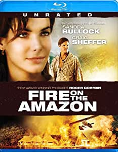 Fire on the Amazon BD [Blu-ray]