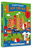 PALOMAR Srl Junior New York Crumpled City Map