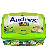 Andrex Kids Flushable Toilet Tissue Wipes (42)