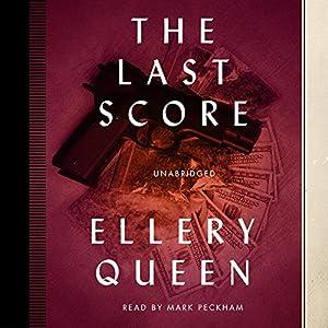 The Last Score Audiobook