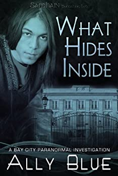 what hides inside: bay city paranormal investigations. book 2 - ally blue
