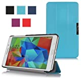 ProCase SlimSnug Cover Case for Samsung Galaxy Tab 4 7.0 Tablet 2014 ( 7 inch Tab 4, SM-T230 / T231 / T235) (Blue)
