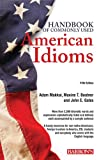 img - for Handbook of Commonly Used American Idioms book / textbook / text book