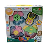 Baby Expert Toy Rattle(Multicolor)