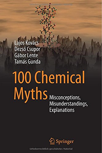 100 Chemical Myths [electronic resource] : Misconceptions, Misunderstandings, Explanations