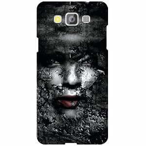 Samsung Galaxy Grand Max SM-G7200 Phone Cover -Horrro Matte Finish Phone Cover
