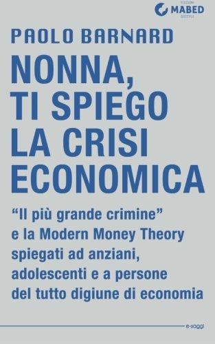 Nonna ti spiego la crisi economica PDF