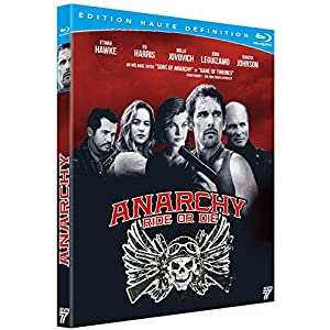 Anarchy, ride or die [Blu-ray]