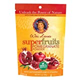 Wai Lana Superfruits Powder, Pomegranate, 7-Ounce