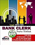 Target IBPS CWE Bank Clerk: Practice Workbook with CD - 3 Solved + 15 Practice Sets