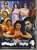 Bollywood Groovy Hits Vol 4 (New Film Songs Videos / 50 New Bollywood Hits DVD)