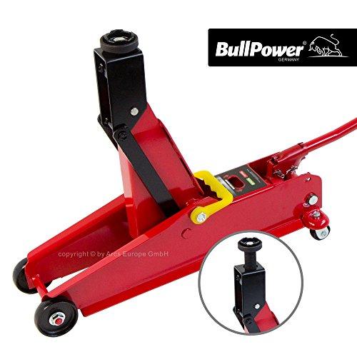 bullpower bp630a wagenheber f r gel ndewagen suv 192 532mm 3t 3000kg bullpower. Black Bedroom Furniture Sets. Home Design Ideas