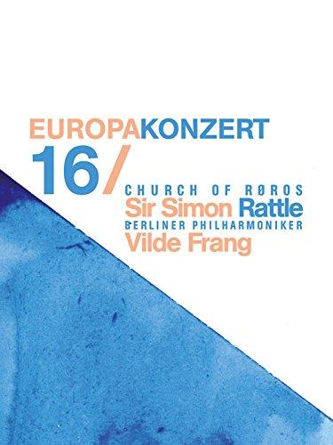 Berliner Philharmoniker Europakonzert 16 Church of Roros