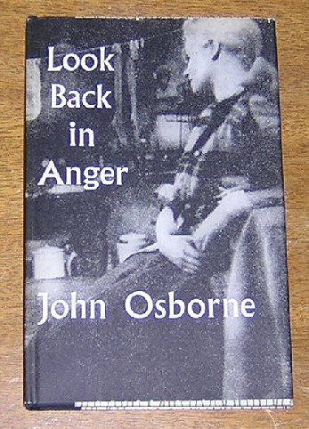 a literary analysis of a look back in anger by john osborne To some, a new staging of john osborne's look back in anger, the  of conduct  presenting in osborne's central character a study of toxic.