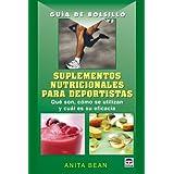 GUÍA DE BOLSILLO SUPLEMENTOS NUTRICIONALES PARA DEPORTISTAS (Guia De Bolsillo)